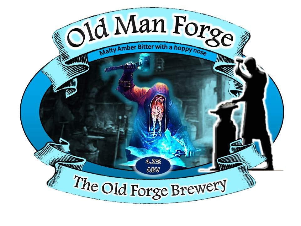 Old Forge Brewery Artwork